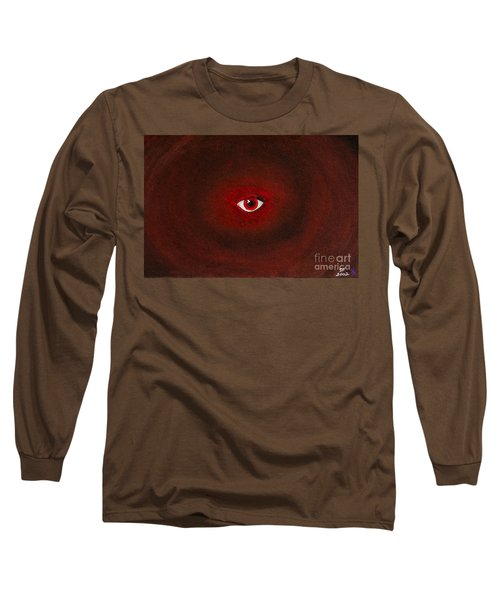 An Eye Is Upon You Long Sleeve T-Shirt