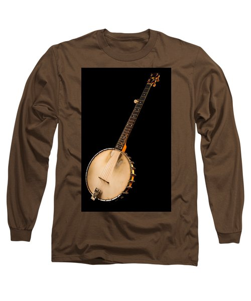 An Old Friend Long Sleeve T-Shirt by Jean Noren