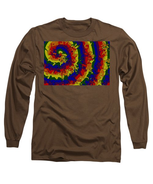 An Un-smooth Roundabout Long Sleeve T-Shirt