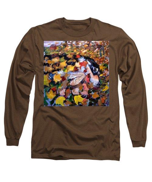 An006 Long Sleeve T-Shirt