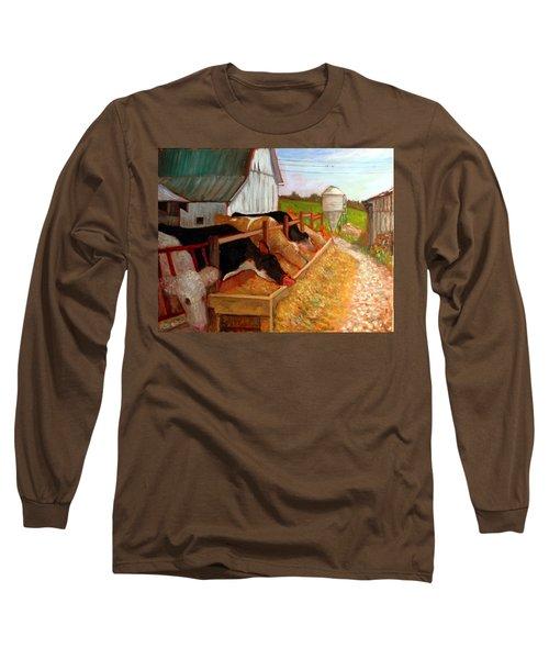 An009 Long Sleeve T-Shirt