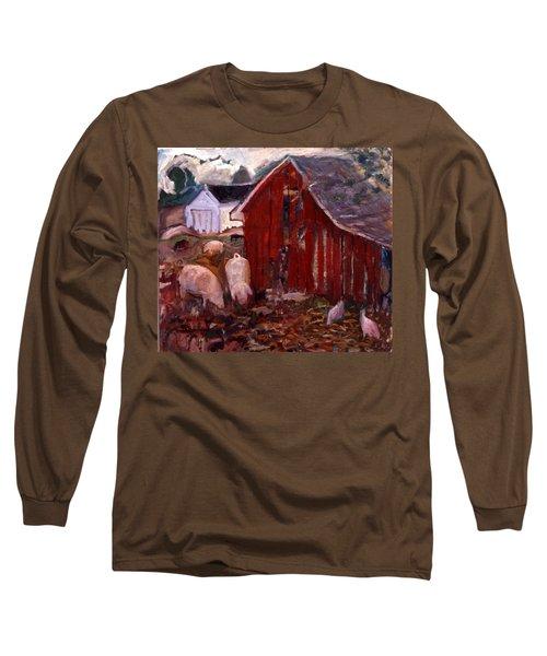 An017 Long Sleeve T-Shirt