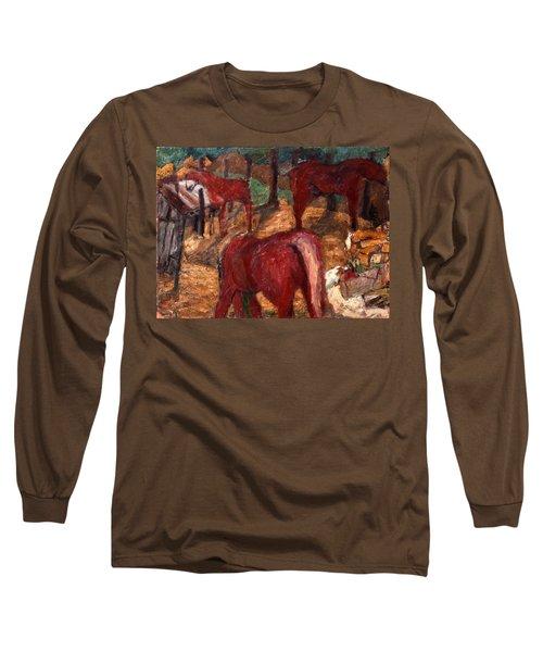 An020 Long Sleeve T-Shirt