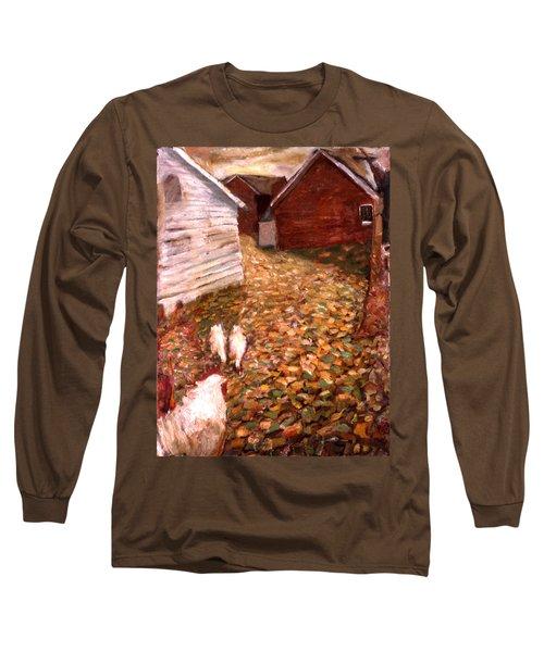 An023 Long Sleeve T-Shirt