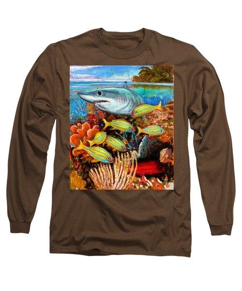 An032 Long Sleeve T-Shirt