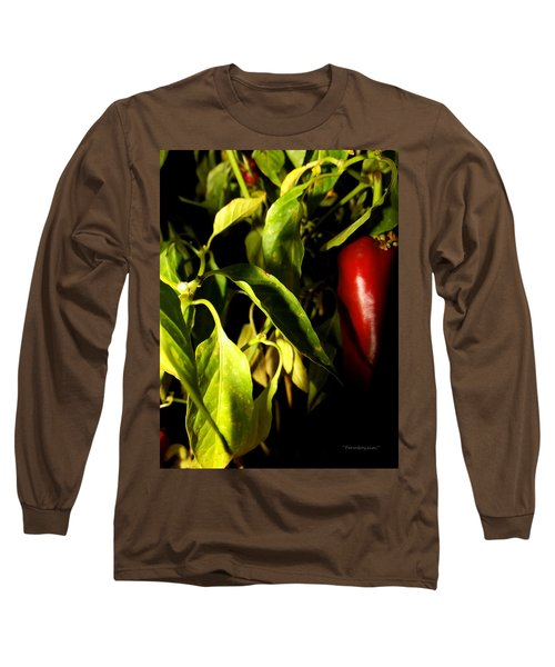 Anaheim Pepper Long Sleeve T-Shirt