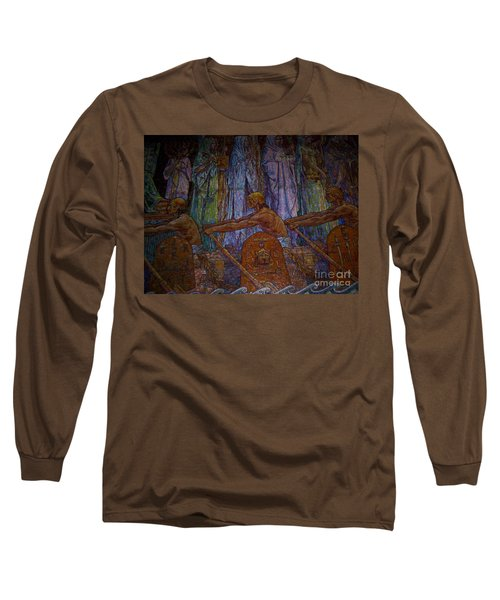 Long Sleeve T-Shirt featuring the photograph Ancestry by Michael Krek