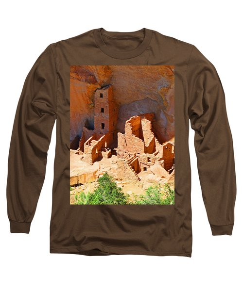 Ancient Dwelling Long Sleeve T-Shirt