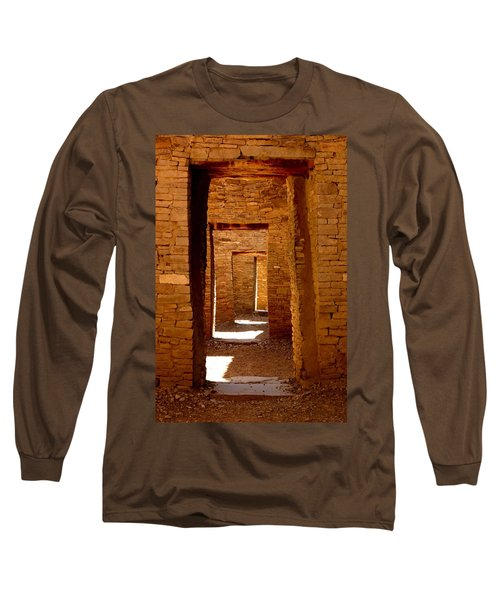 Ancient Galleries Long Sleeve T-Shirt by Joe Kozlowski