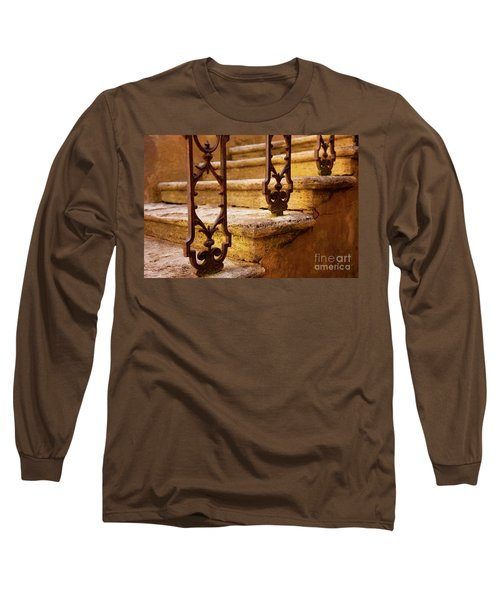 Ancient Steps Long Sleeve T-Shirt