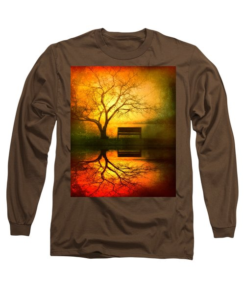 And I Will Wait For You Until The Sun Goes Down Long Sleeve T-Shirt