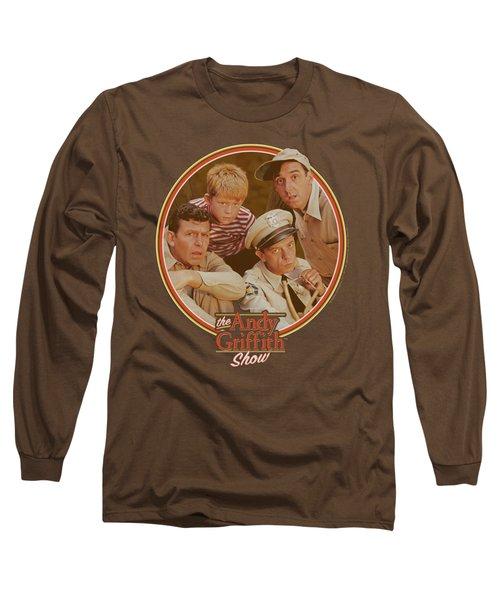 Andy Griffith - Boys Club Long Sleeve T-Shirt