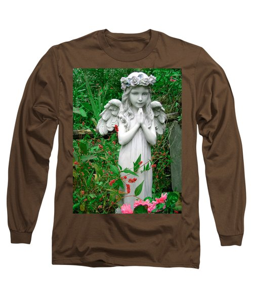 Long Sleeve T-Shirt featuring the photograph Angel by Aimee L Maher Photography and Art Visit ALMGallerydotcom