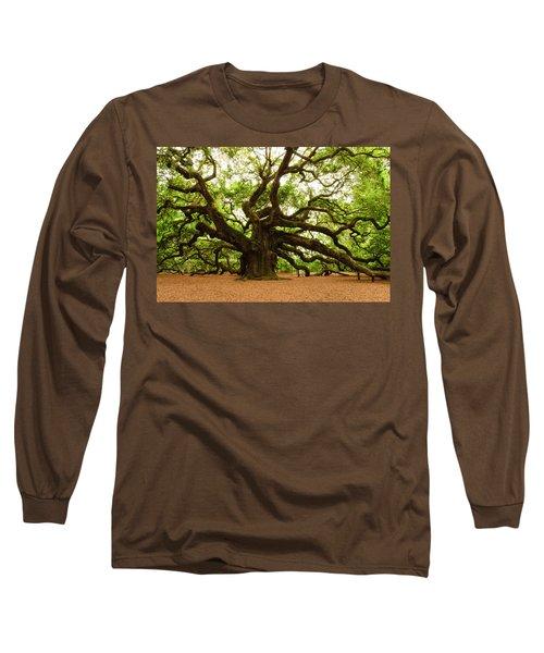 Angel Oak Tree 2009 Long Sleeve T-Shirt