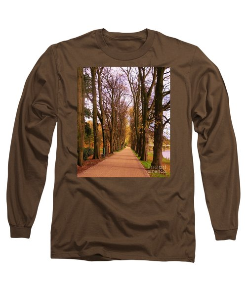 Another View Of The Avenue Of Limes Long Sleeve T-Shirt