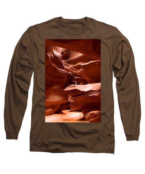 Antelope Canyon 1 Long Sleeve T-Shirt