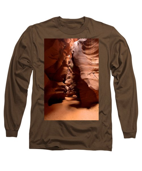 Antelope Canyon  Long Sleeve T-Shirt