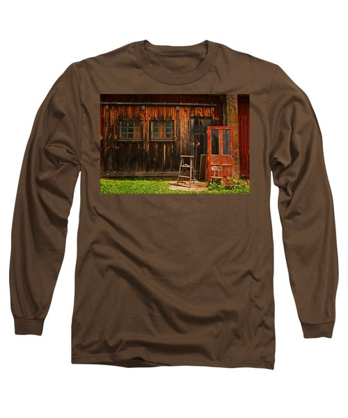 Antiques Long Sleeve T-Shirt
