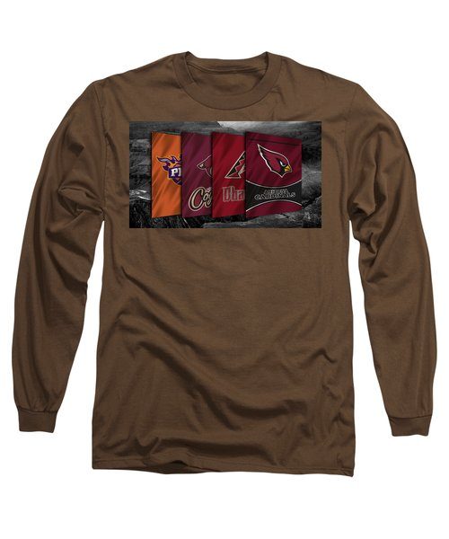Arizona Sports Teams Long Sleeve T-Shirt