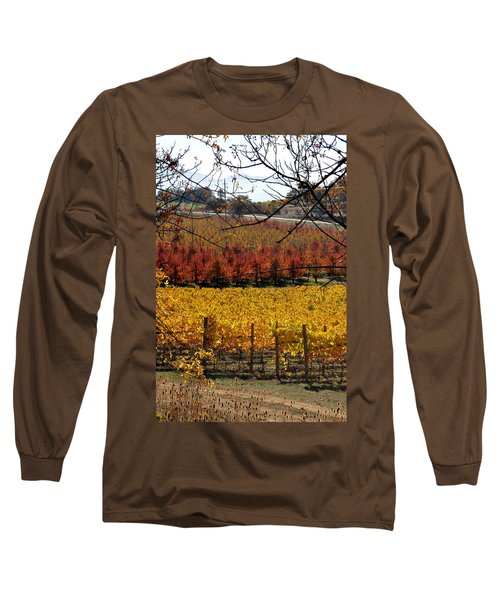Around And About In My Neck Of The Woods Series 28 Long Sleeve T-Shirt