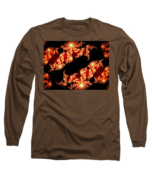Array Of Lights Long Sleeve T-Shirt