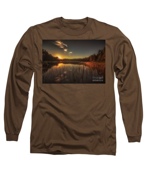 Long Sleeve T-Shirt featuring the photograph As In A Dream by Rose-Maries Pictures