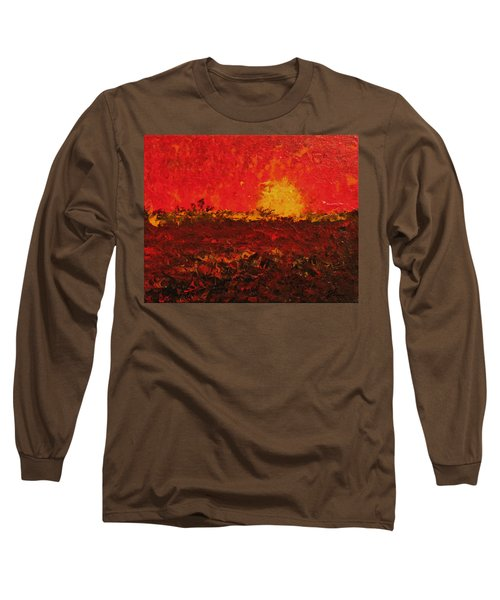 August Fields Long Sleeve T-Shirt