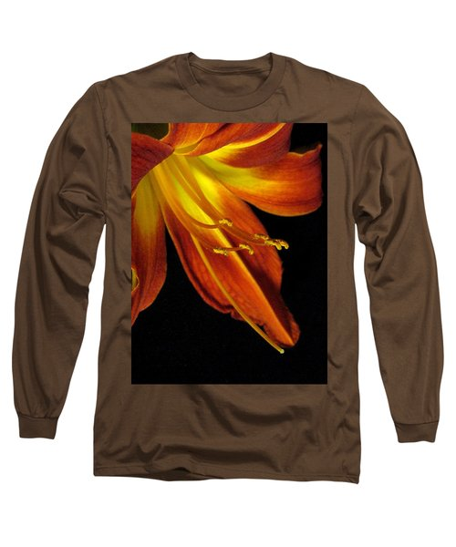 August Flame Glory Long Sleeve T-Shirt