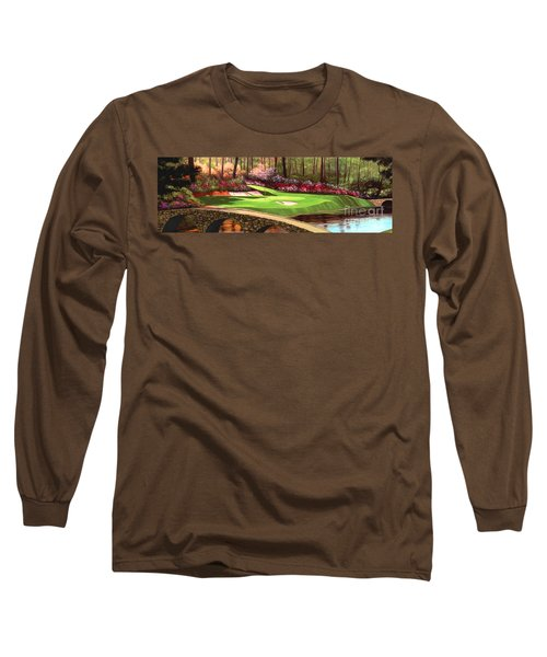 Augustas 12 Hole 28x9 Long Sleeve T-Shirt
