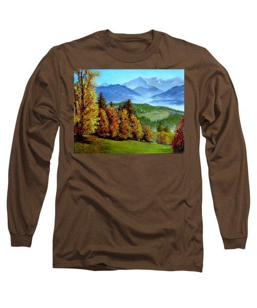 Autumn Bliss Long Sleeve T-Shirt