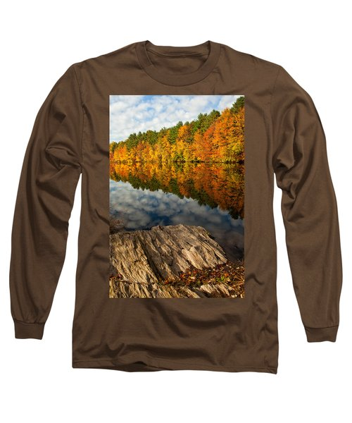 Autumn Day Long Sleeve T-Shirt by Karol Livote