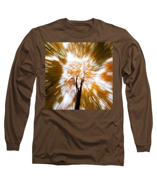 Autumn Explosion Long Sleeve T-Shirt