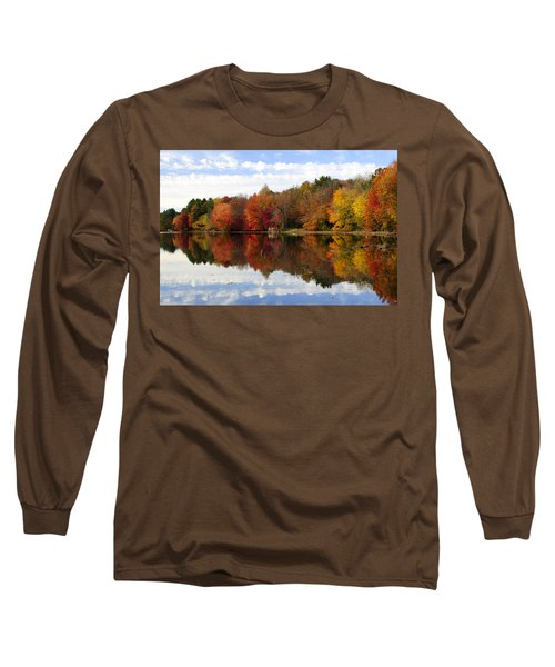 Autumn Explosion Long Sleeve T-Shirt
