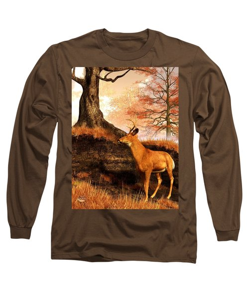 Autumn Hart Long Sleeve T-Shirt
