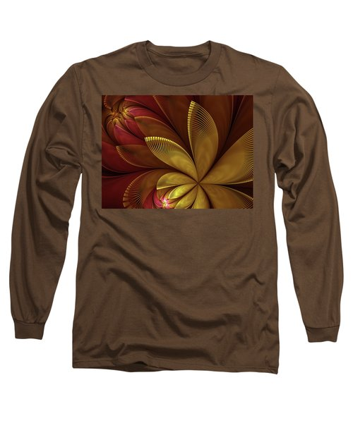 Autumn Plant Long Sleeve T-Shirt
