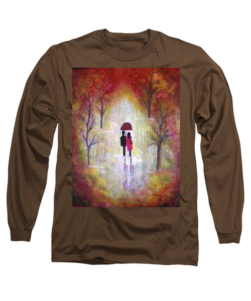 Autumn Romance Long Sleeve T-Shirt