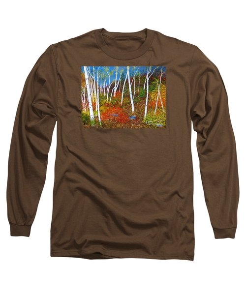 Autumn Splendour Long Sleeve T-Shirt