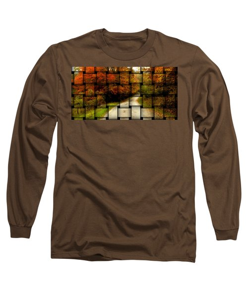 Autumn Weave Long Sleeve T-Shirt