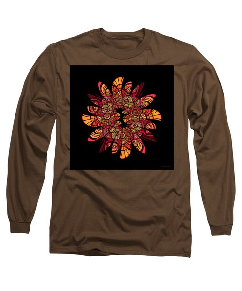 Autumn Wreath Long Sleeve T-Shirt