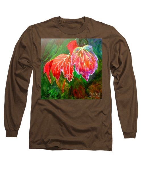 Autumn's Dance Long Sleeve T-Shirt