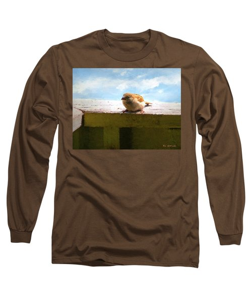 Aw Shucks Long Sleeve T-Shirt