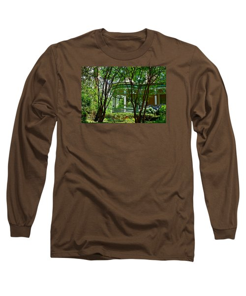 Awesome Victorian Porch Long Sleeve T-Shirt
