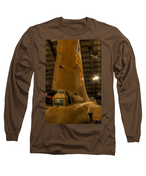 B-17 Tail Gunner Long Sleeve T-Shirt
