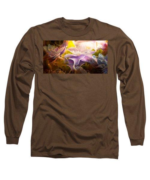 Baby Hydrangeas Long Sleeve T-Shirt