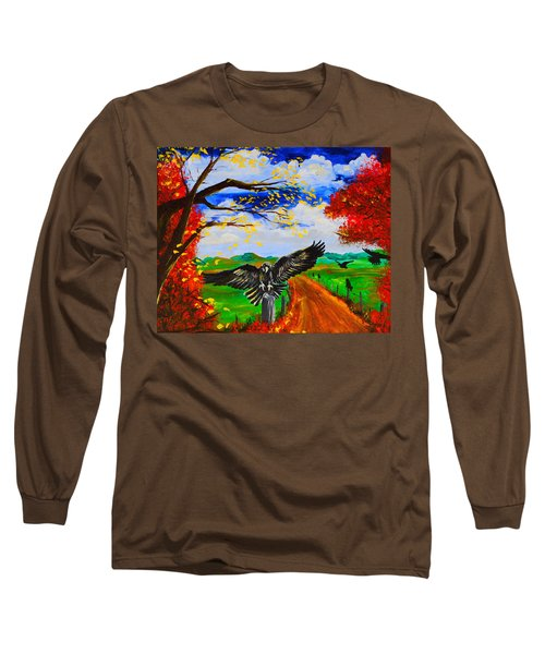 Back Roads Hangout Long Sleeve T-Shirt