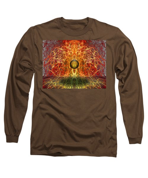 Ball And Strings Long Sleeve T-Shirt