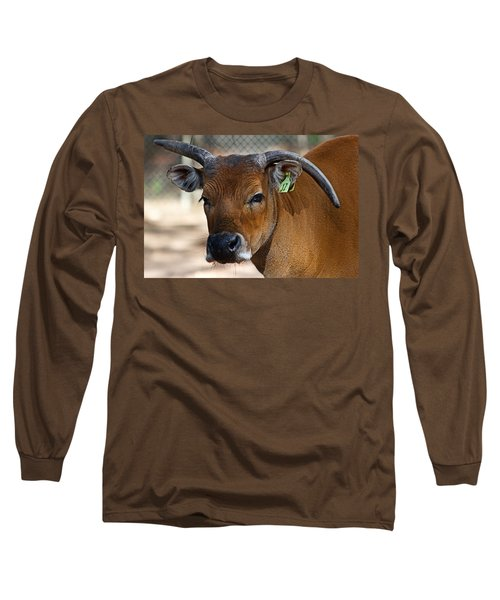 Banteng Girl Long Sleeve T-Shirt