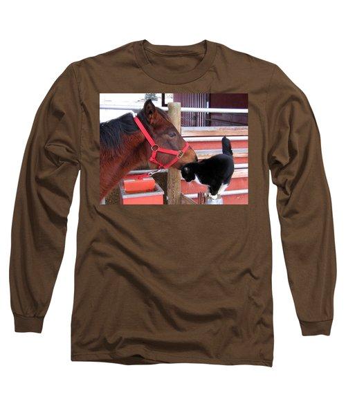 Barn Buddies Long Sleeve T-Shirt
