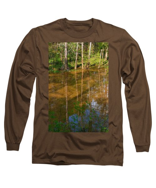 Bayou Reflections Long Sleeve T-Shirt