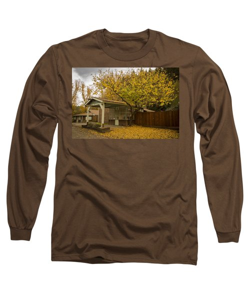 Beach Plum Long Sleeve T-Shirt